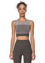 Jerf Lima Grey Crop Top