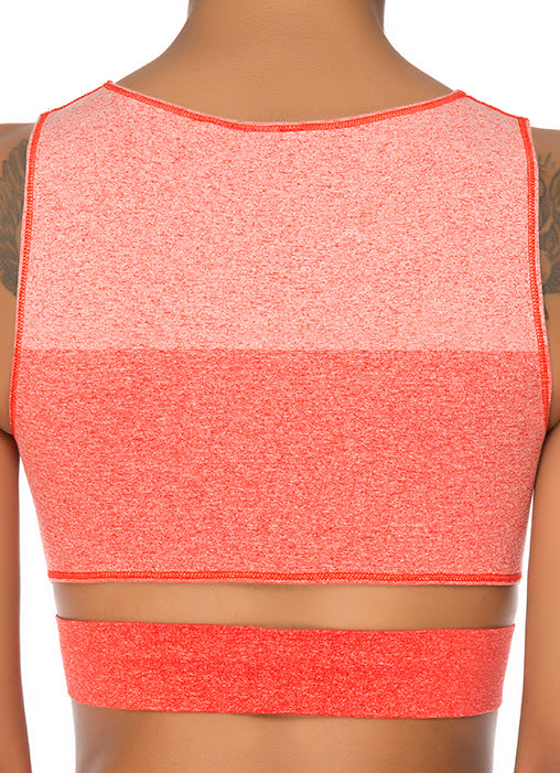 Jerf Lima Red Crop Top