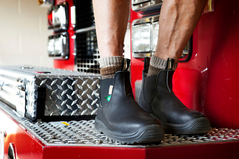 Firefighters Station Boot Blundstone Canada