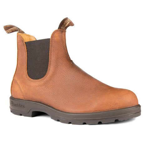 Blundstone 1445 - Leather Lined Classic Pebbled Brown