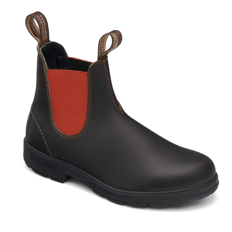 Blundstone 1918 - Original Stout Brown Terracotta Elastic