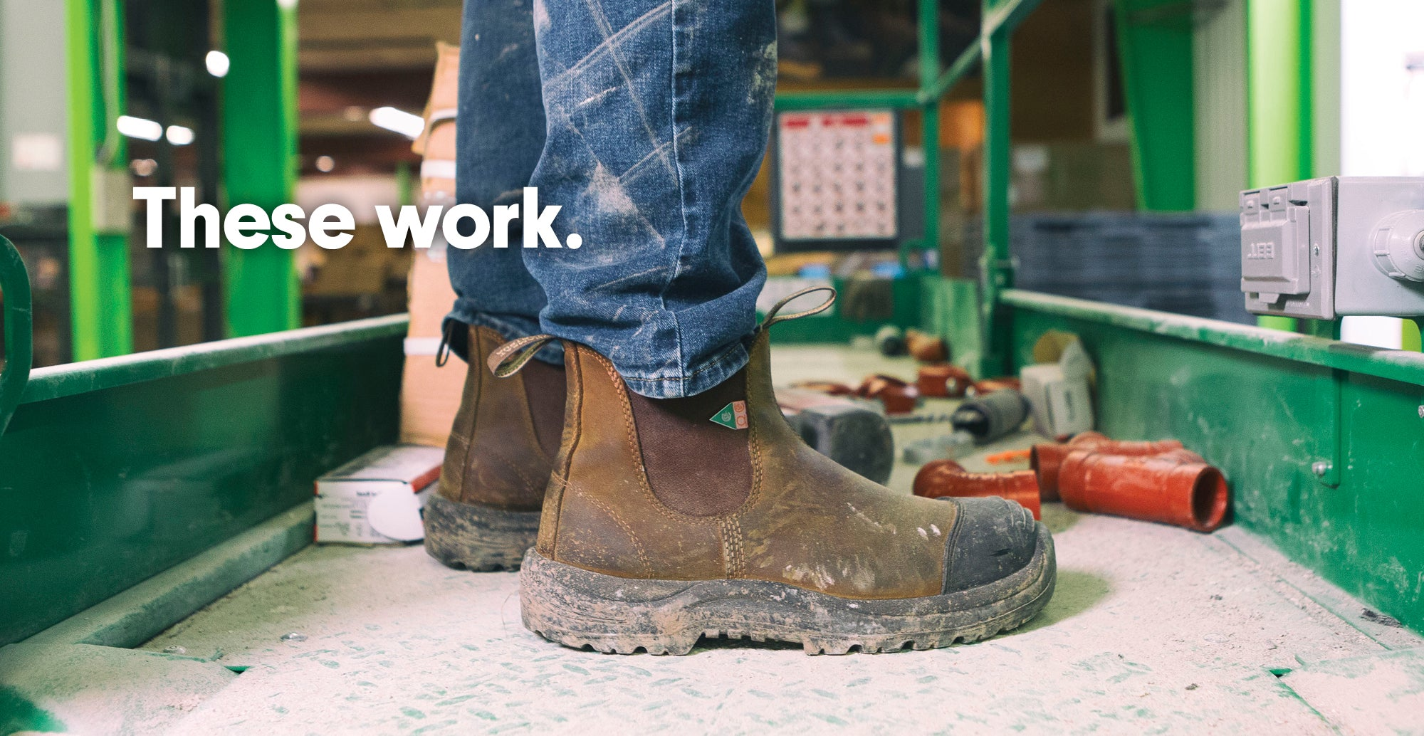 CSA work and safety boots