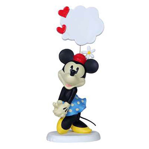 Precious Moments Disney Showcase Minnie My Thoughts Are Filled With You   151700 - Chicky Dee's Gifts