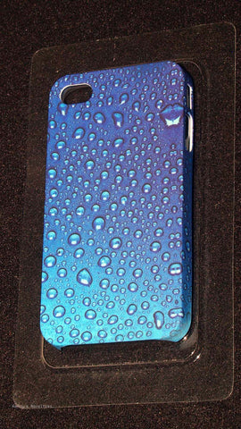 Kangaroo Lab Ultra Thin iPhone 4 / 4S Case SPLISH SPLASH NEW  Clearance - Chicky Dee's Gifts - 1