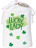 Relevant Products Lucky Lady Sleep Shirt Shamrock