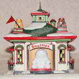 Snow Village North Pole Snuffles Luv-A-Hug Center 4025279 retired   Clearance - Chicky Dee's Gifts - 2