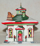 Snow Village North Pole Snuffles Luv-A-Hug Center 4025279 retired   Clearance - Chicky Dee's Gifts - 4