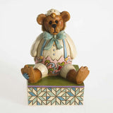 "Jim Shore Easter Bear in Chick Suit 4026267 DISPLAY 4""H  Clearance - Chicky Dee's Gifts - 7"