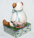 "Jim Shore Easter Bear in Chick Suit 4026267 DISPLAY 4""H  Clearance - Chicky Dee's Gifts - 3"