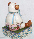 "Jim Shore Easter Bear in Chick Suit 4026267 DISPLAY 4""H  Clearance - Chicky Dee's Gifts - 4"