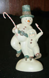 SnowBabies Dream Skaters Waltz 4026410 skating snowman Retired   Clearance - Chicky Dee's Gifts - 1
