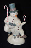 SnowBabies Dream Skaters Waltz 4026410 skating snowman Retired   Clearance - Chicky Dee's Gifts - 6