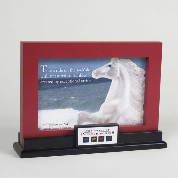 Trail of Painted Ponies Easel & Frame Base 4028731 horse NEW - Chicky Dee's Gifts