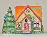 Snow Village Willowbrook House  4028772    Clearance - Chicky Dee's Gifts - 2