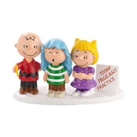 Peanuts Village 3 Part Harmony 4032416 Department 56 - Chicky Dee's Gifts