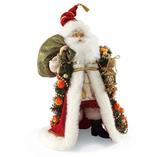 SIGNATURE COLLECTION Santa Satern 4034866 Department 56 Christmas Ltd Ed   Clearance - Chicky Dee's Gifts - 1