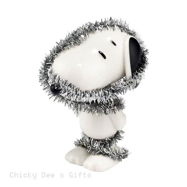 Peanuts Snoopy By Design Totally Tinseled  4044973   2015 Christmas - Chicky Dee's Gifts