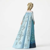 Jim Shore Disney Traditions Elsa with Castle Dress 4046035 Frozen 2015 - Chicky Dee's Gifts - 2