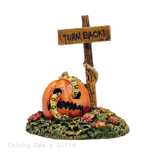 Halloween Village Creepy Creatures Slither Department 56 4047600 - Chicky Dee's Gifts