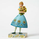 Jim Shore Disney Traditions Frozen Fever Anna 4050882 - Chicky Dee's Gifts - 1