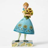 Jim Shore Disney Traditions Frozen Fever Anna 4050882 - Chicky Dee's Gifts - 2