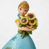 Jim Shore Disney Traditions Frozen Fever Anna 4050882 - Chicky Dee's Gifts - 4