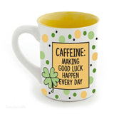 Our Name Is Mud Irish Lucky Mug 16 oz Tea Cup 4052335 - Chicky Dee's Gifts - 3