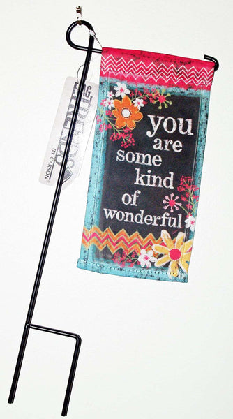 Carson FlagTrends Mini Flag You Are Some Kind of Wonderful Mother's Day - Chicky Dee's Gifts