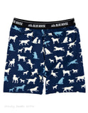 Hatley Men s Boxers Classic Labs dog Novelty Underwear Father's Day - Chicky Dee's Gifts - 1