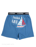 Hatley Men s Boxers Passing Wind Novelty Underwear sailboat Father's Day - Chicky Dee's Gifts - 1
