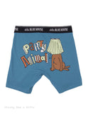 Hatley Men s Boxers PARTY ANIMAL dog  Novelty Underwear Father's Day