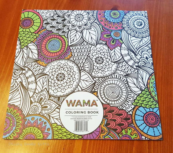 ganz wama life is art adult coloring book  ganz wama life is art adult coloring book chicky dee s gifts