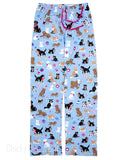 Hatley Women s PJ Pajama Lounge Pants Cute Pups dog Mother's Day - Chicky Dee's Gifts - 1