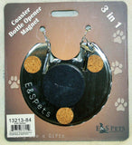 Irish Setter Bottle Ninja Magnet Coaster Opener dog - Chicky Dee's Gifts - 2