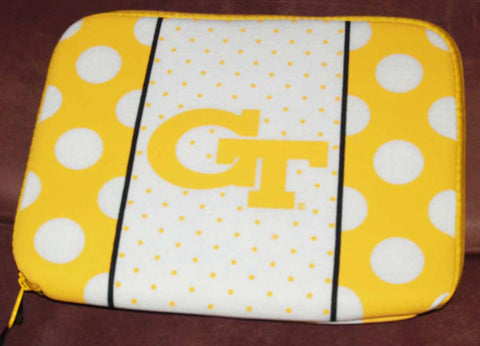 Georgia Tech Yellow Jackets  GT Tablet / netbook Case - Chicky Dee's Gifts - 1