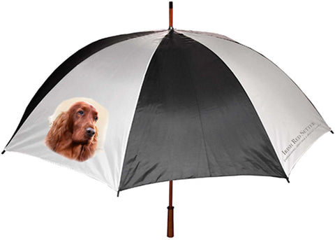 Pet Gits USA Irish Setter Stadium Umbrella 60 inches