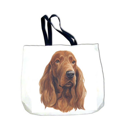 Best of Breed Tote Bag  IRISH SETTER