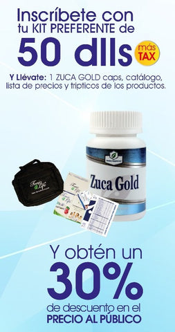 kit cliente preferente tonic life