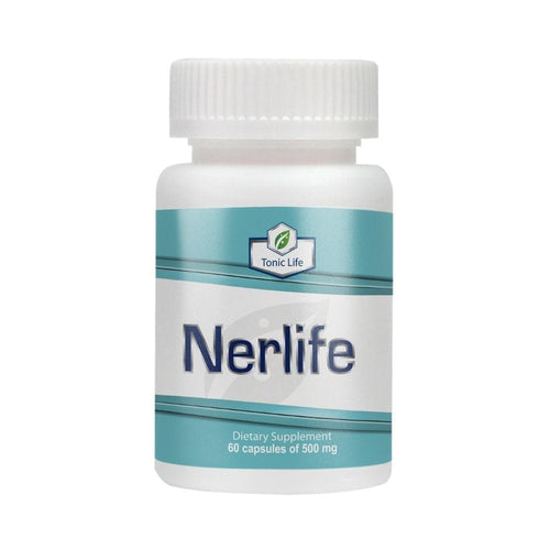 nerlife caps tonic life natural pills for anxiety