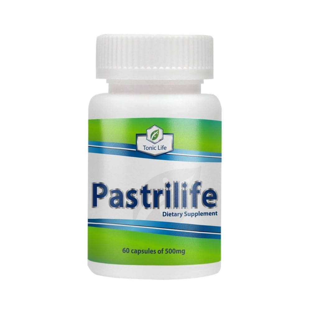 Pastrilife tonic life producto natural para digestion