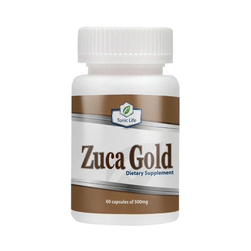 Producto natural para diabetes Zuca Gold Tonic Life