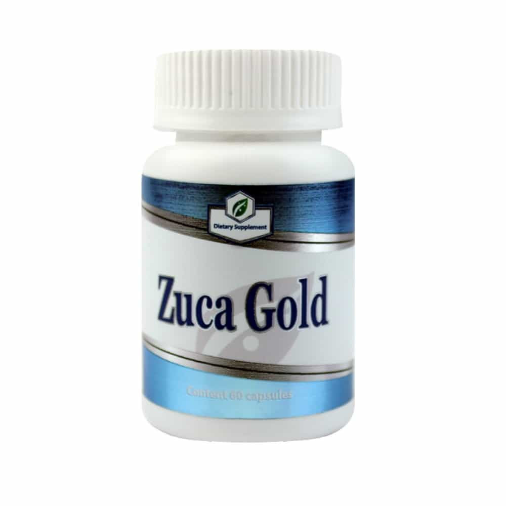 Producto natural para la diabetes Zuca Gold caps de Tonic Life