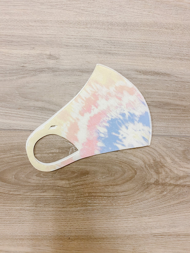Accessories - Billy Sunburst Lightweight Adult Face Mask