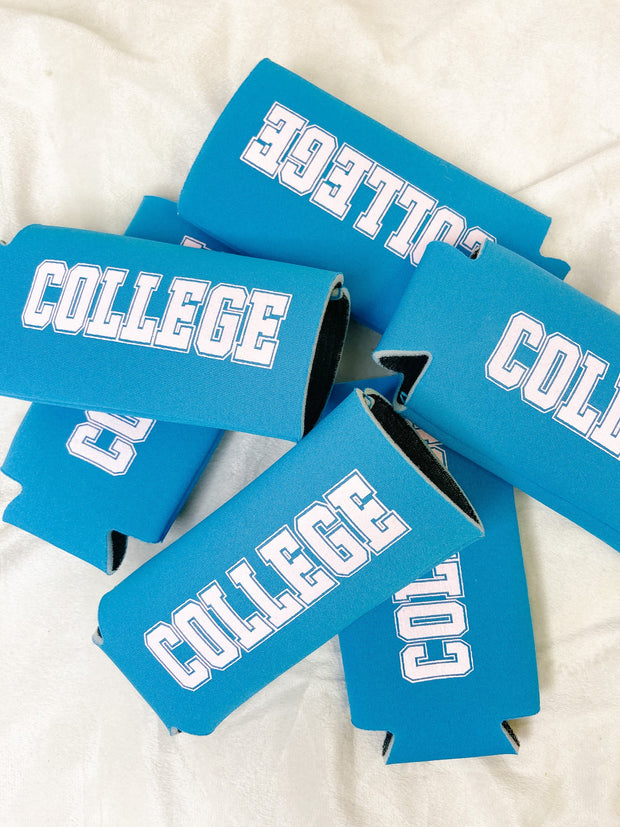 Accessories - College Slim Koozie