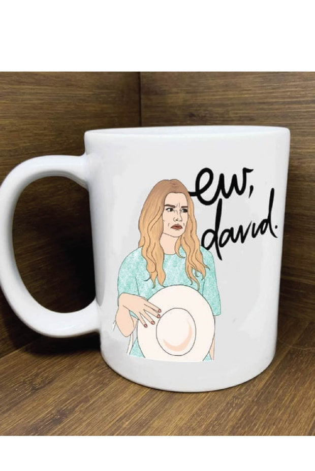 Accessories - Ew, David Schitt's Creek Mug