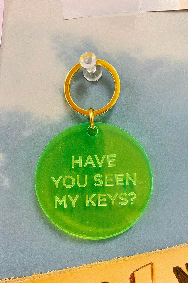 Accessories - Have You Seen My Keys Keychain