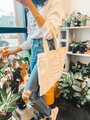 Accessories - In Love With My Future Tote