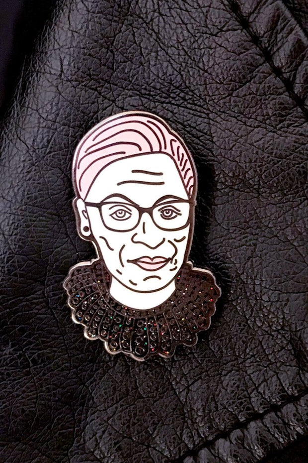 Accessories - RBG Enamel Pin