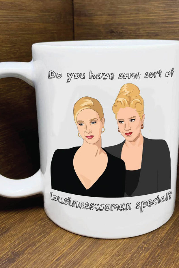 Accessories - Romi And Michelle Mug By Citizen Ruth