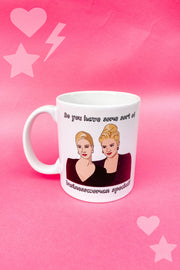 Accessories - Romy And Michelle Mug By Citizen Ruth